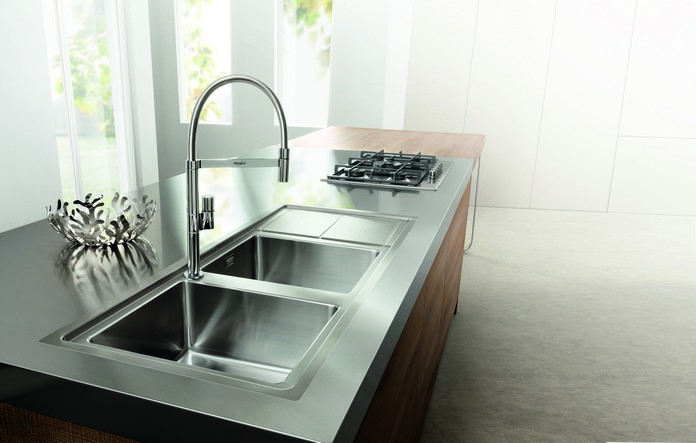 DG201312206_Faucets Sinks_Fusion Sink 6th sense_Aphodite hob