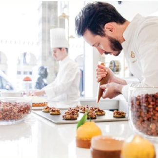 The Pastry Artist